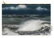 Mareggiata A Ponente - Eastern Seastorm Carry-all Pouch