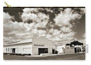 Marfa Ballroom In Sepia Carry-all Pouch