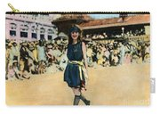 Margaret Gorman, 1921 Carry-all Pouch