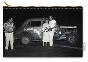 Margo Race Car, Salinas Speedway Oct. 25, 1952 Carry-all Pouch