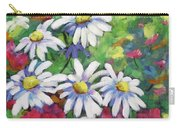 Marguerites 001 Carry-all Pouch