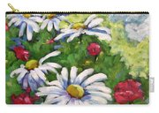 Marguerites 002 Carry-all Pouch
