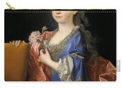 Maria Anna Victoria Of Bourbon. The Future Queen Of Portugal Carry-all Pouch
