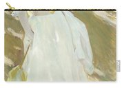 Maria At La Granja, 1907 Carry-all Pouch