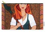 Maria Da Fonte - The Revolt Of Women Carry-all Pouch