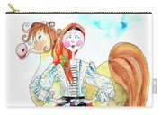 Maria Do Ribatejo Carry-all Pouch