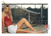 Maria Sharapova Carry-all Pouch
