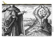 Maria The Jewess, First True Alchemist Carry-all Pouch