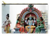 Mariamman Temple Detail 4 Carry-all Pouch