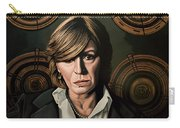 Marianne Faithfull Painting Carry-all Pouch
