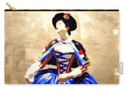 Marie Antoinette Figurine In New Orleans Carry-all Pouch