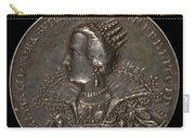 Marie Eleonora Of Brandenburg, 1599-1655, Queen Of Sweden 1620 [reverse] Carry-all Pouch