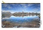 Marie Lake - John Muir Trail Carry-all Pouch