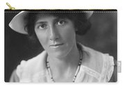 Marie Stopes (1880-1958) Carry-all Pouch
