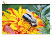 Marigold And The Bee Carry-all Pouch