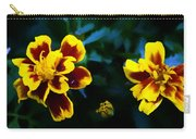 Marigold In Living Color Carry-all Pouch