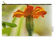 Marigold On A Lovely Spring Day Carry-all Pouch