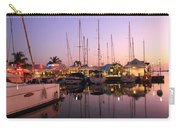 Marigot Marina Saint Martin Carry-all Pouch