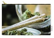 Marijuana Joint Carry-all Pouch