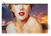 Marilyn Hotty Totty Carry-all Pouch