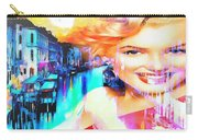 Marilyn In Italy Carry-all Pouch