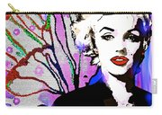 Marilyn In Love Carry-all Pouch
