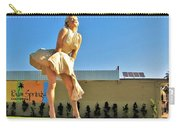 Marilyn In Palm Springs Carry-all Pouch