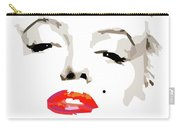 Marilyn Monroe Minimalist Carry-all Pouch