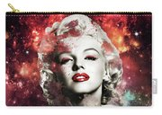 Marilyn Monroe   Colorful  Carry-all Pouch