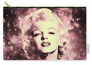 Marilyn Monroe   Vintage Carry-all Pouch