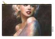 Marilyn Romantic Ww 1 Carry-all Pouch