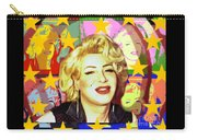Marilyn Superstar Pop Carry-all Pouch