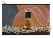 Marilyn With Chanel And Pearls Carry-all Pouch