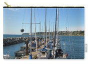 Marina At White Rock Bc Canada Carry-all Pouch