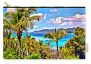 Marina Cay Carry-all Pouch
