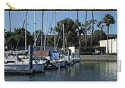 Marina Del Rey California 2 Carry-all Pouch