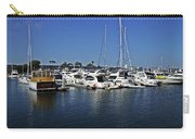 Marina Del Rey California Carry-all Pouch
