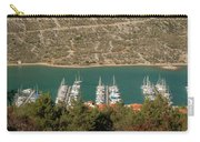 Marina In Cres Carry-all Pouch