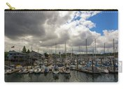 Marina In Olympia Washington Waterfront Carry-all Pouch