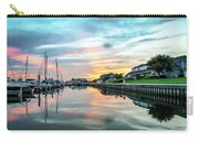 Marina Walk To Hemingway's Carry-all Pouch