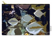 Marine Life Carry-all Pouch by David Lee Thompson