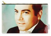 Mario Lanza, Hollywood Legend Carry-all Pouch