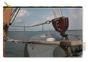 Maritime Bridge View Carry-all Pouch