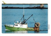 Maritime Carry-all Pouch by Greg Fortier