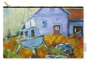 Maritime Scene Carry-all Pouch