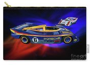 Mark Donohue And George Follmer Porsche Carry-all Pouch
