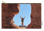 Mark In Valley Carry-all Pouch