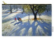 Markeaton Park Early Snow Carry-all Pouch