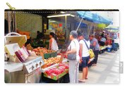Market At Bensonhurst Brooklyn Ny 1 Carry-all Pouch