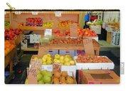 Market At Bensonhurst Brooklyn Ny 11 Carry-all Pouch